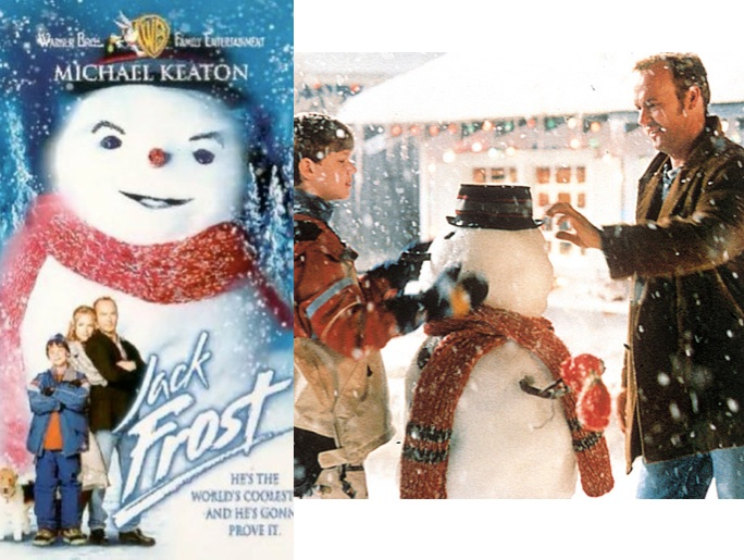 Weihnachtsfilme Tips Must see Liste Jack Frost