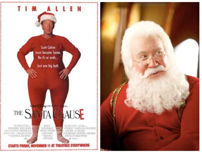 Weihnachtsfilme Tips Must see Liste Santa Clause