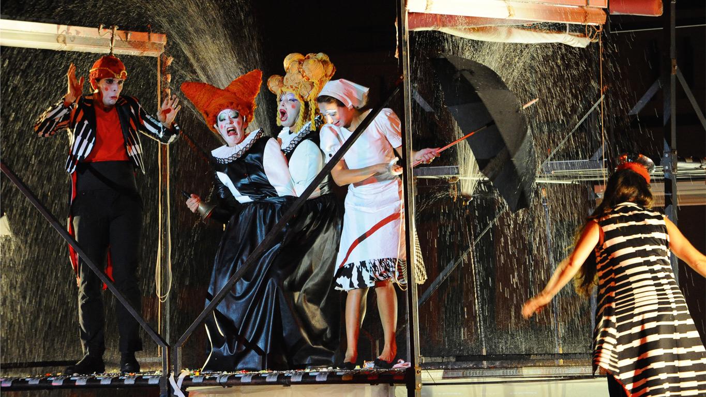 Jährliches Theaterfest
