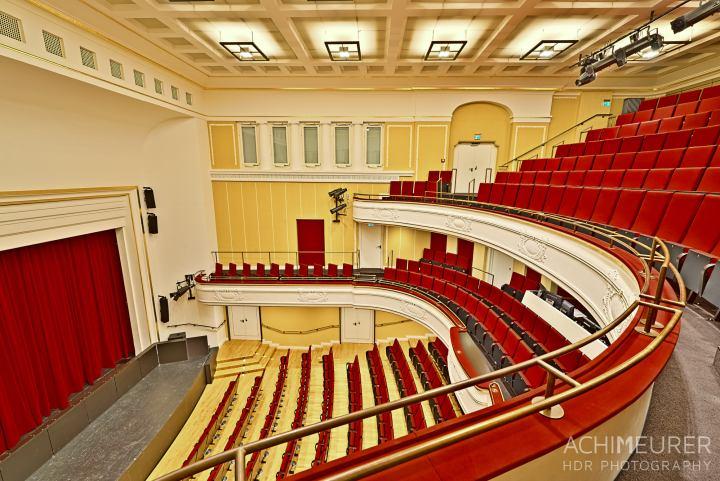 Das Lessing-Theater in Wolfenbüttel