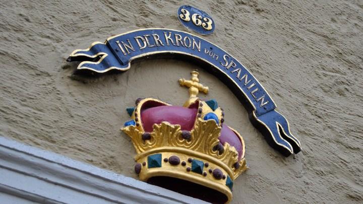 Hier hat Casanova gewohnt: Kron von Spanien