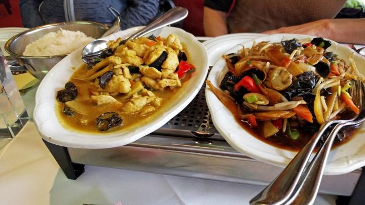 Essen im Wan-Bao Wolfenbüttel