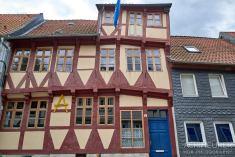 Fachwerkhäuser in Wolfenbüttel