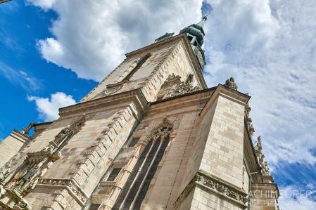 Die Marienkirche (BMV) in Wolfenbüttel