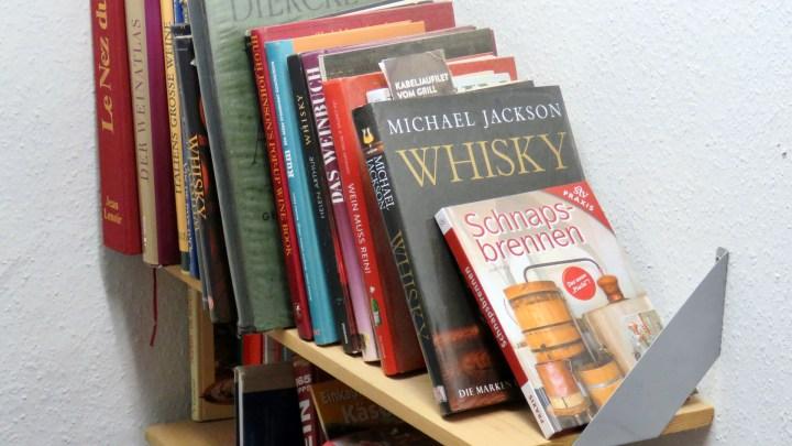 Bücher über Whisky