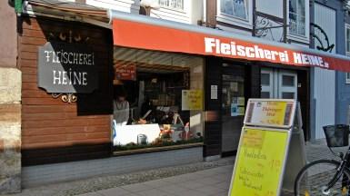 Fleischerei Heine