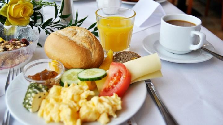 Frühstück im Parkhotel Altes Kaffeehaus