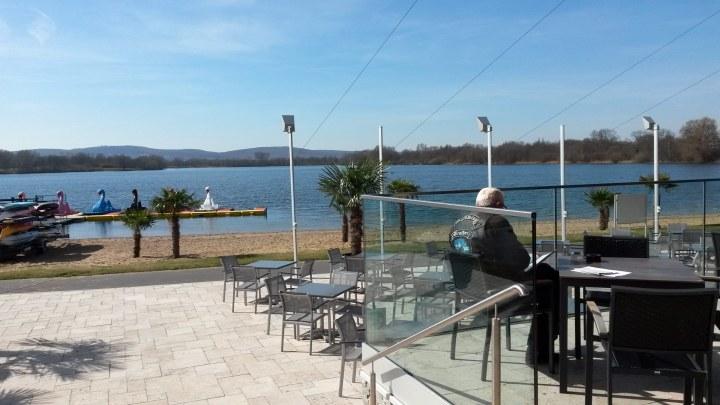 Café del Lago am Salzgittersee