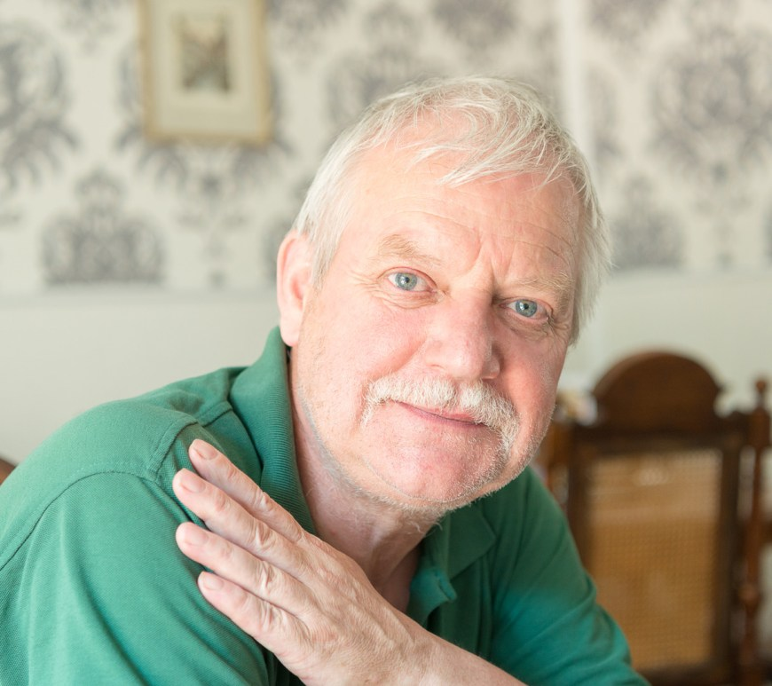 Erhard Mücke vom Café Tortenkultur.
