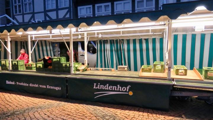 Wochenmarkt Wolfenbüttel