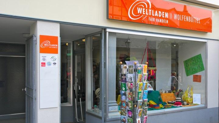 Weltladen Wolfenbüttel in der Okerstraße