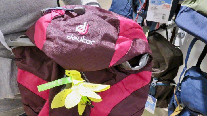 Deuter-Rucksäcke sind noch immer die Marktführer.