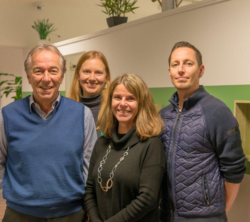 Hans-Joachim Veit und sein Team von Veit Hörgeräte Akustik.