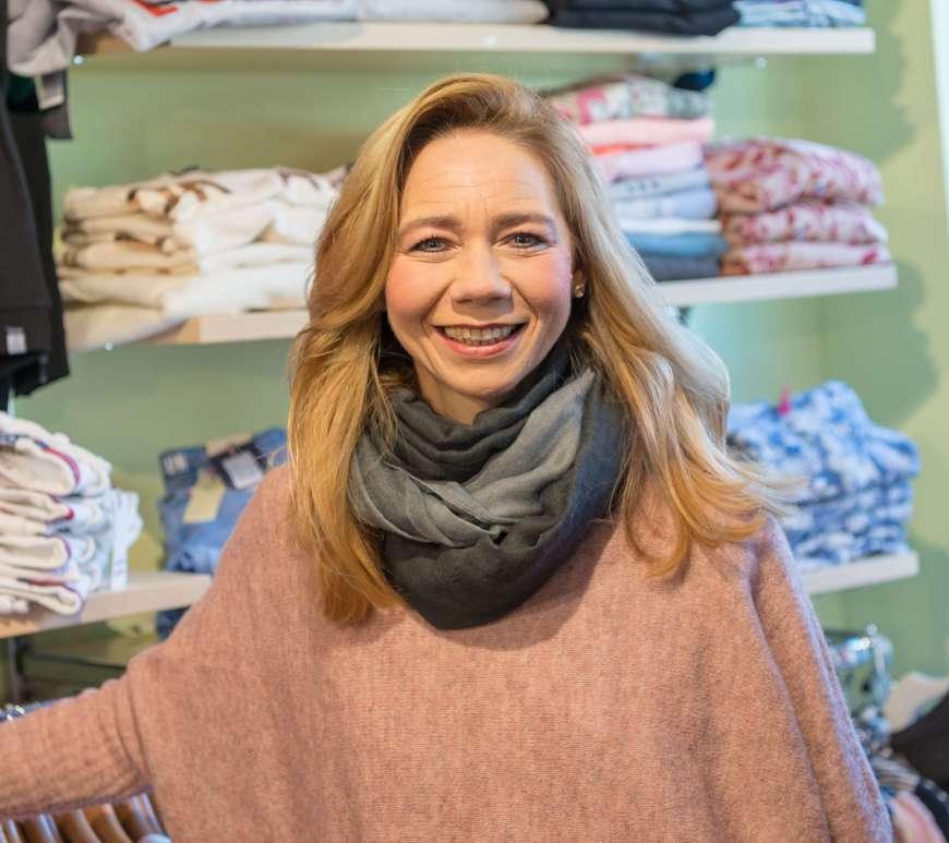 Sabine Gleitz-Heche von Fashion 4 Kids.