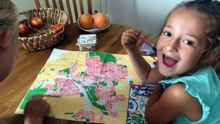Spielplatzplanung mit dem Kinderstadtplan.