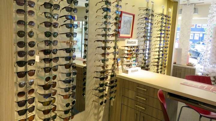 Keine Brille bei »Kaune Optik« ist älter als drei Jahre.