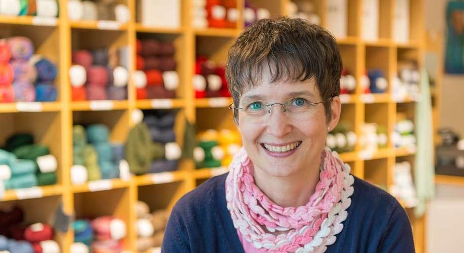 Christine Musch von Wollrausch.