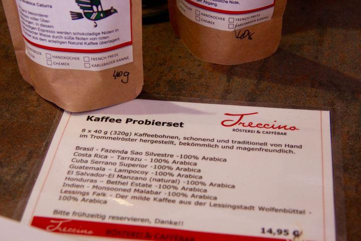 Kaffee-Probierset