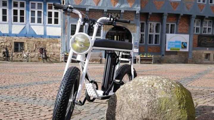Unimoke Fahrrad