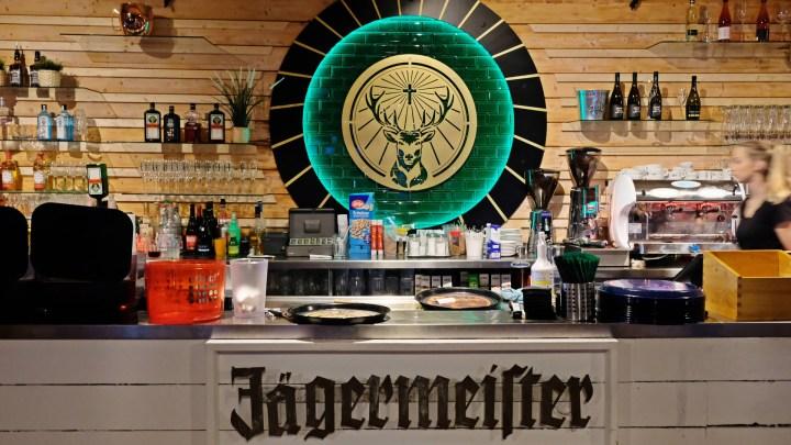 Bar im Komm Beach Club Wolfenbüttel