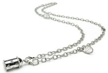 Vapor Couture Sterling Silver Link Charm