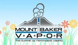 Mt. Baker Vapor - choose your desired nicotine level