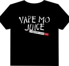 Vape Mo Juice ecigarette T-Shirt from ecigarettenews