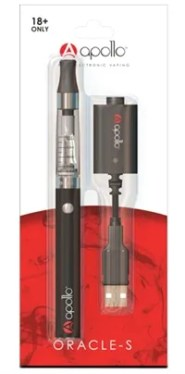 Apollo E-Cigarettes - One of the Best for a Wide Range of Quality ECigs, Vaporizers and Tanks Oracle-S