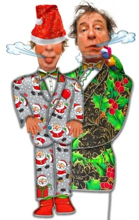 Ecigarette news ecigarette vaper taster testers Chucky Chester and Little Chucky
