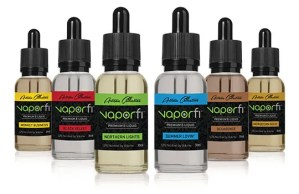 New E-Liquids from Vaporfi - Pre-Steeped and With High VG