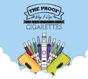 Why ecigs are less harmful than cigarettes-ecigarettenews.net