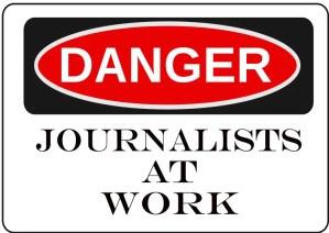 Danger Journalists at Work - E-Cigarette News