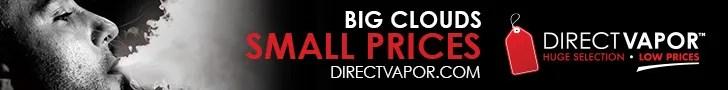 DirectVapor.com Is The Best Online Vape Shop. Free Shipping. Shop Now!
