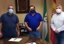 Ayuntamiento y Écija C.F. firman el convenio de colaboración