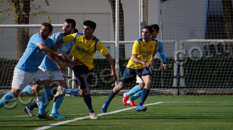 Será el último partido como local del Écija CF en la primera fase