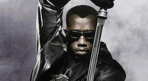 """Wesley Snipes podría hacer de nuevo de """"Blade"""""""
