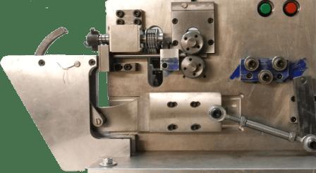 Automação maquina corte dobra drive motor DC step passo
