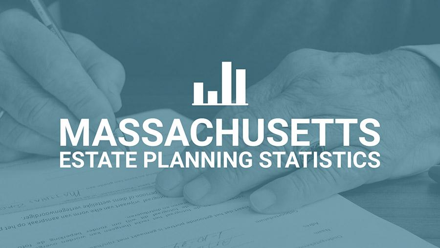 Massachusetts Estate Planning Statistics