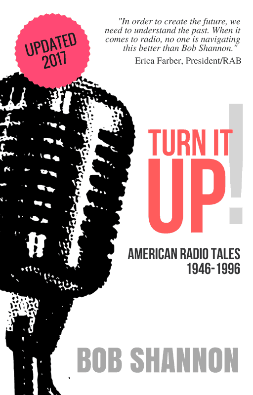 Eckhartz Press - Turn it Up! American Radio Tales 1946-1996