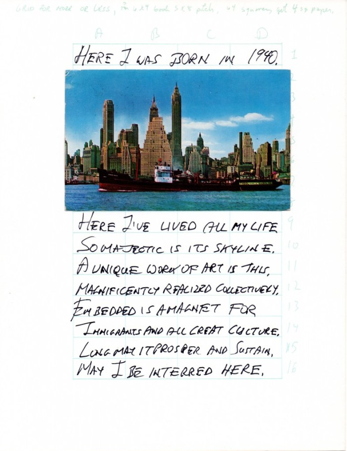 Postcard Project II