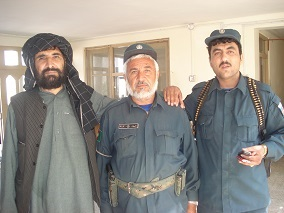 Afghan Friends
