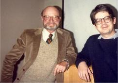 John Barth and Michael Martone