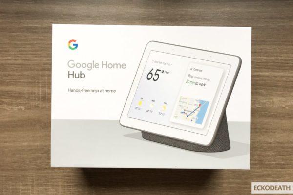 Google Nest Hub unboxing-1-min
