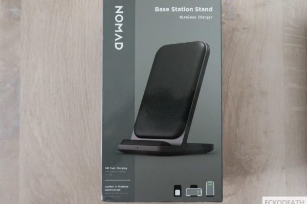 Nomad Base Station Stand unboxing-1-min