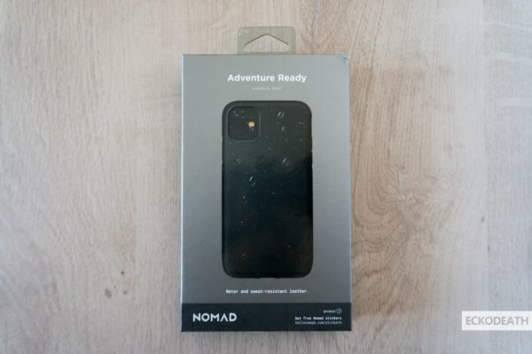 Nomad - Active Rugged unboxing-2-min