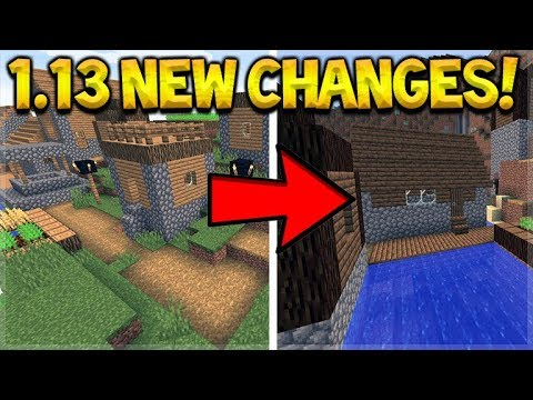 Minecraft 113 Update Cobblestone Changes AGAIN Is This Better EckoxSolider