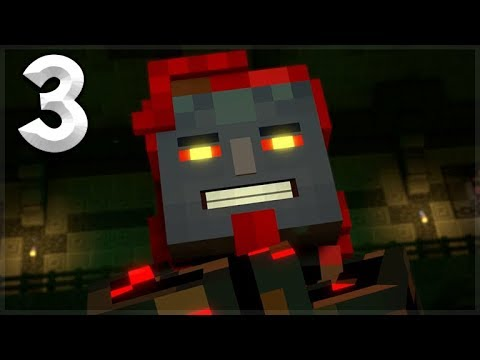 Minecraft Story Mode Season 2 Episode 3 THE ADMINS EVIL RETURN 3 EckoxSolider