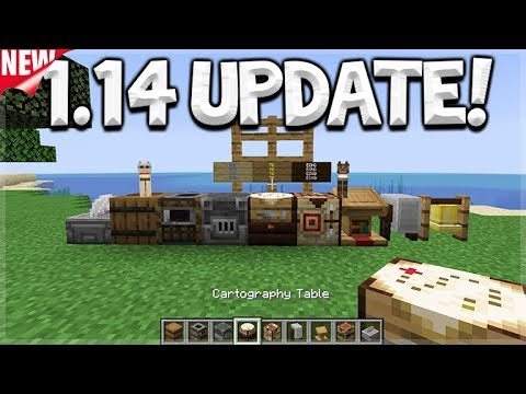 Minecraft 114 Update NEW Village Amp Pillage Update NEW