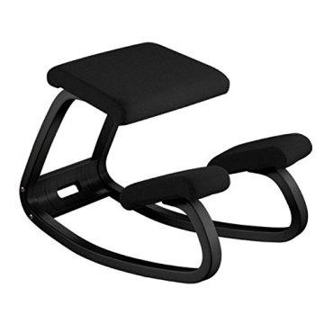 endlich frei von r ckenschmerzen mit dem kniestuhl von varier. Black Bedroom Furniture Sets. Home Design Ideas