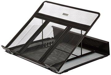AmazonBasics Laptopständer, belüftet, verstellbar -
